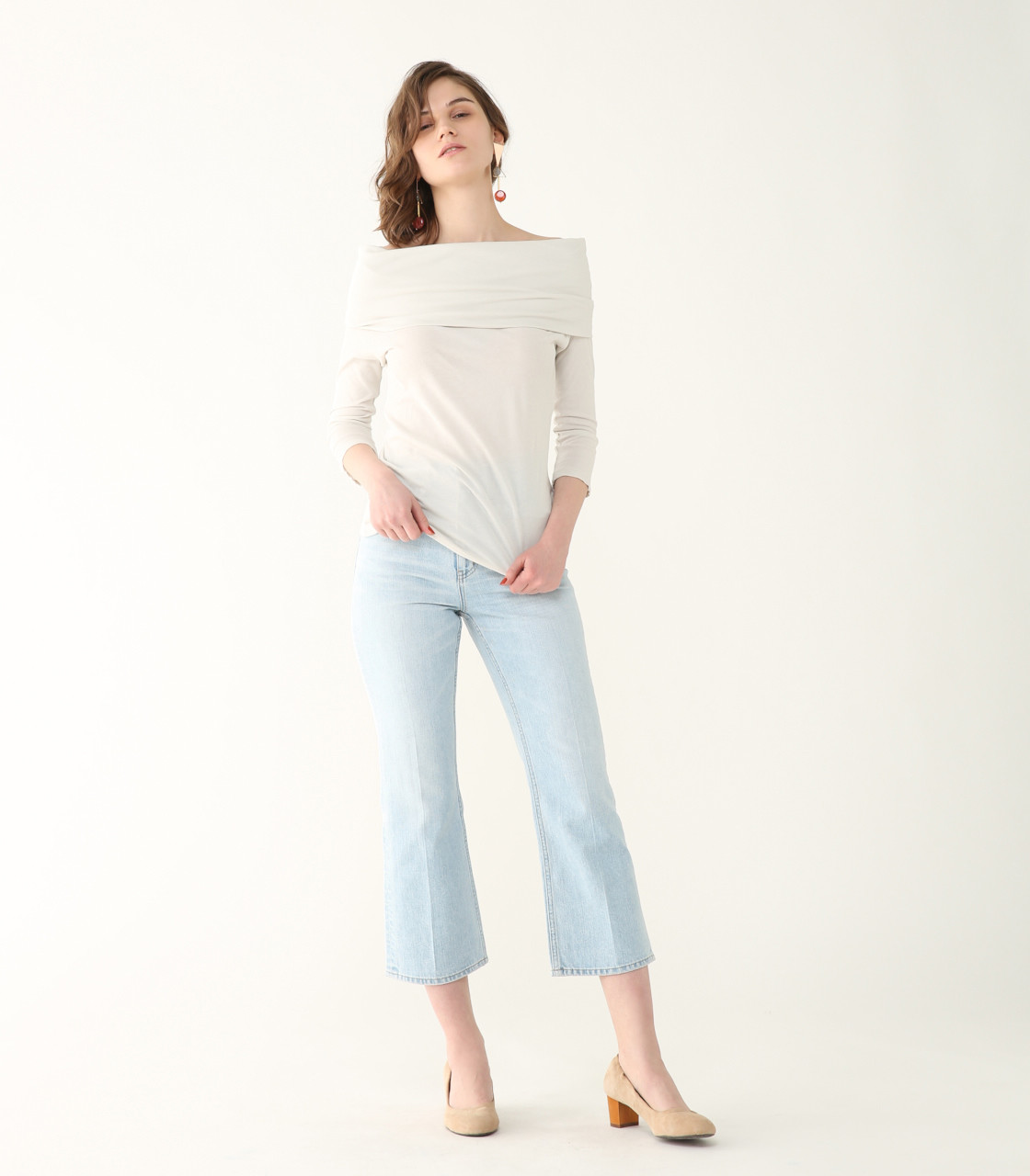 PACAS ice blue Denim