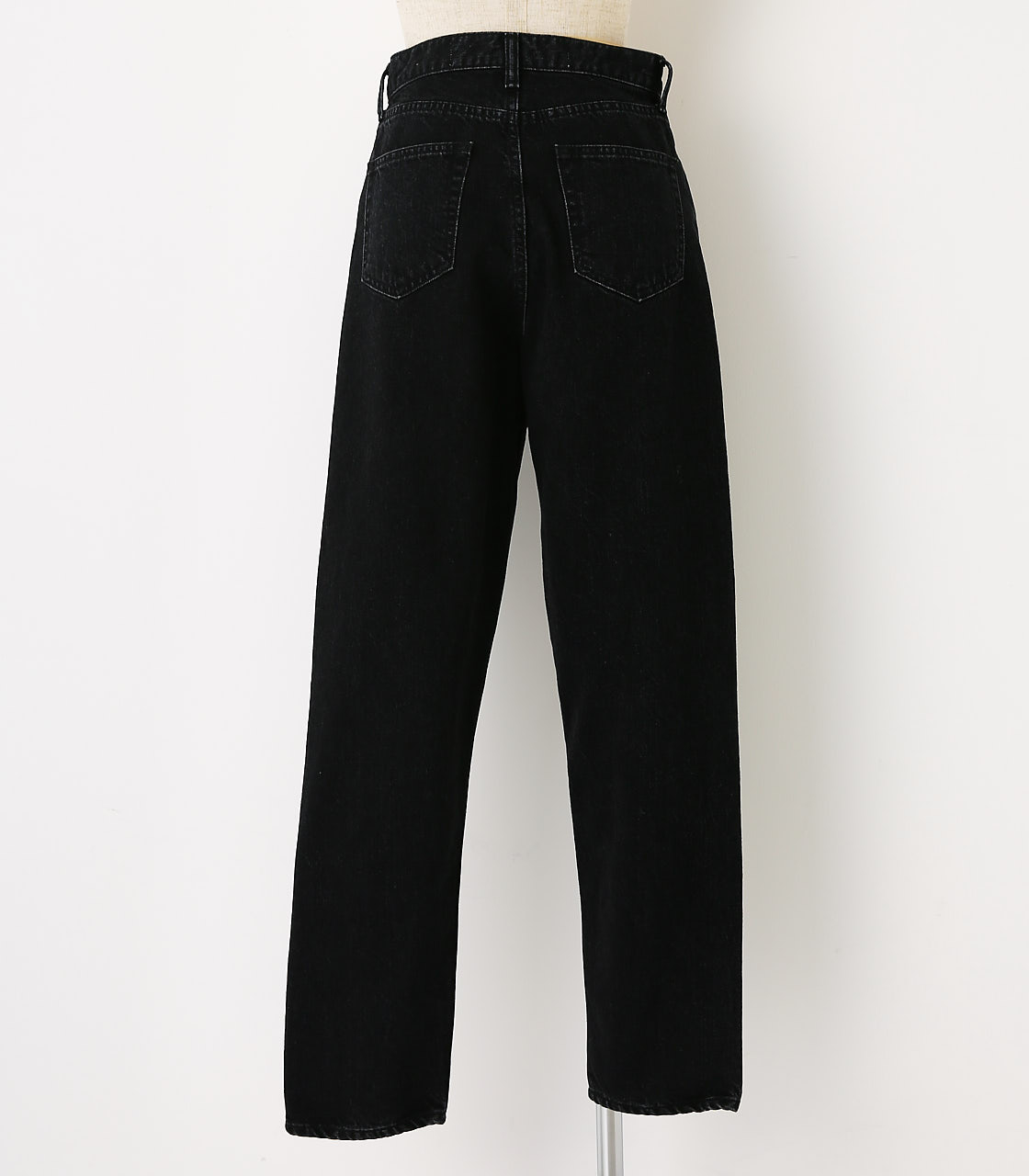 BLACK BY MOUSSY(ブラックバイマウジー) |JAVA black denim