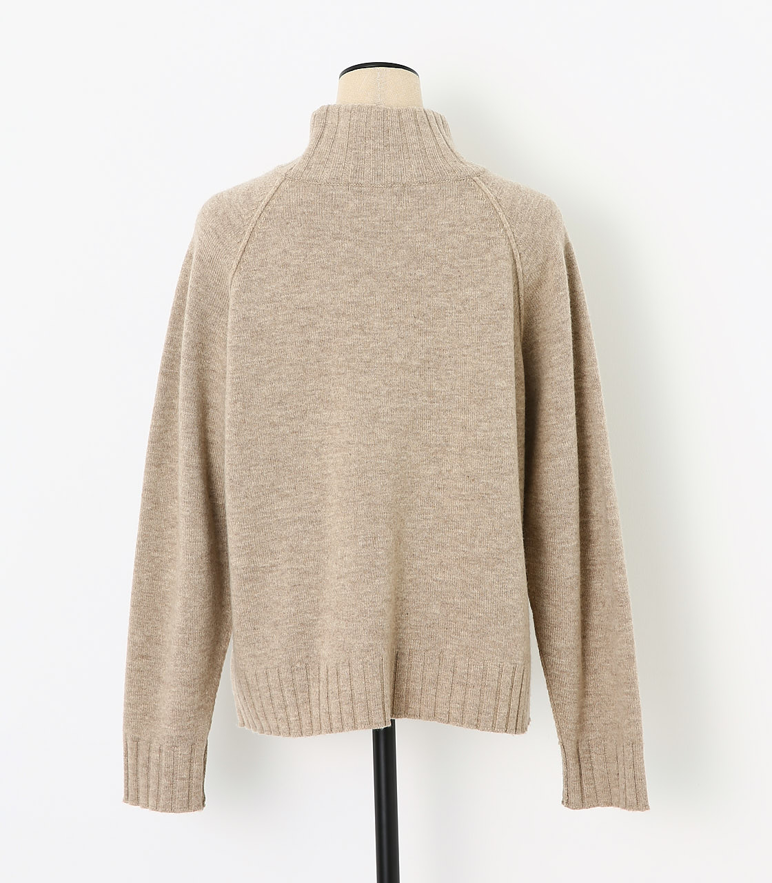 BLACK BY MOUSSY(ブラックバイマウジー) |loose knit tops