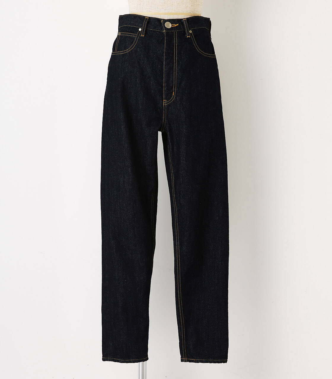 BLACK BY MOUSSY(ブラックバイマウジー) |JAVA one wash denim(D/BLU)