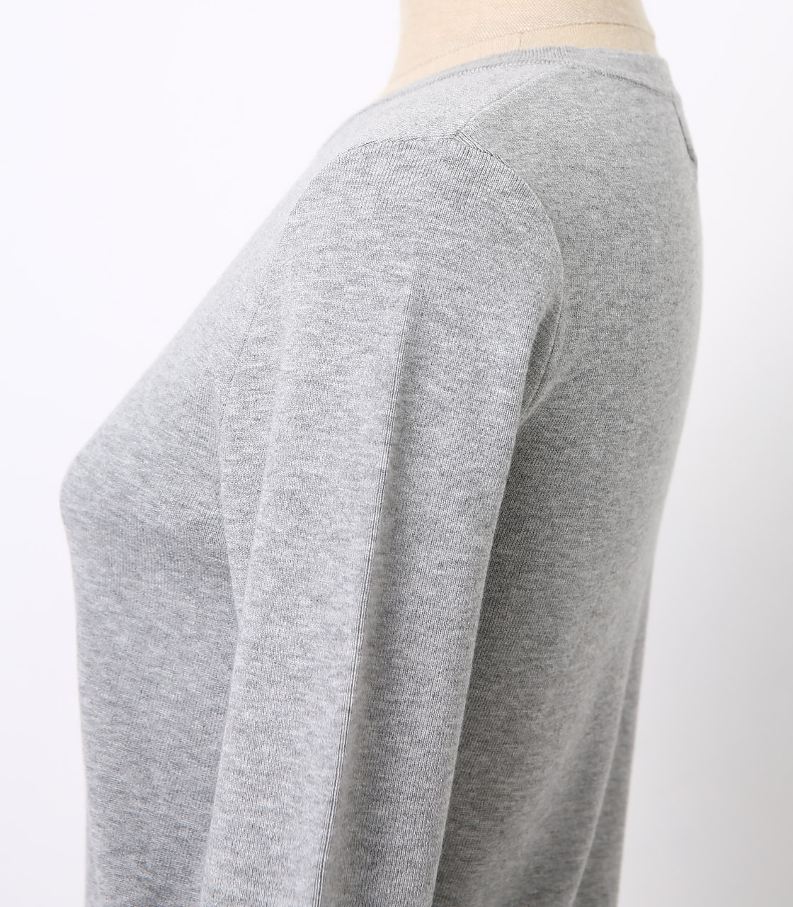 BLACK BY MOUSSY(ブラックバイマウジー) |washable longsleeve tops