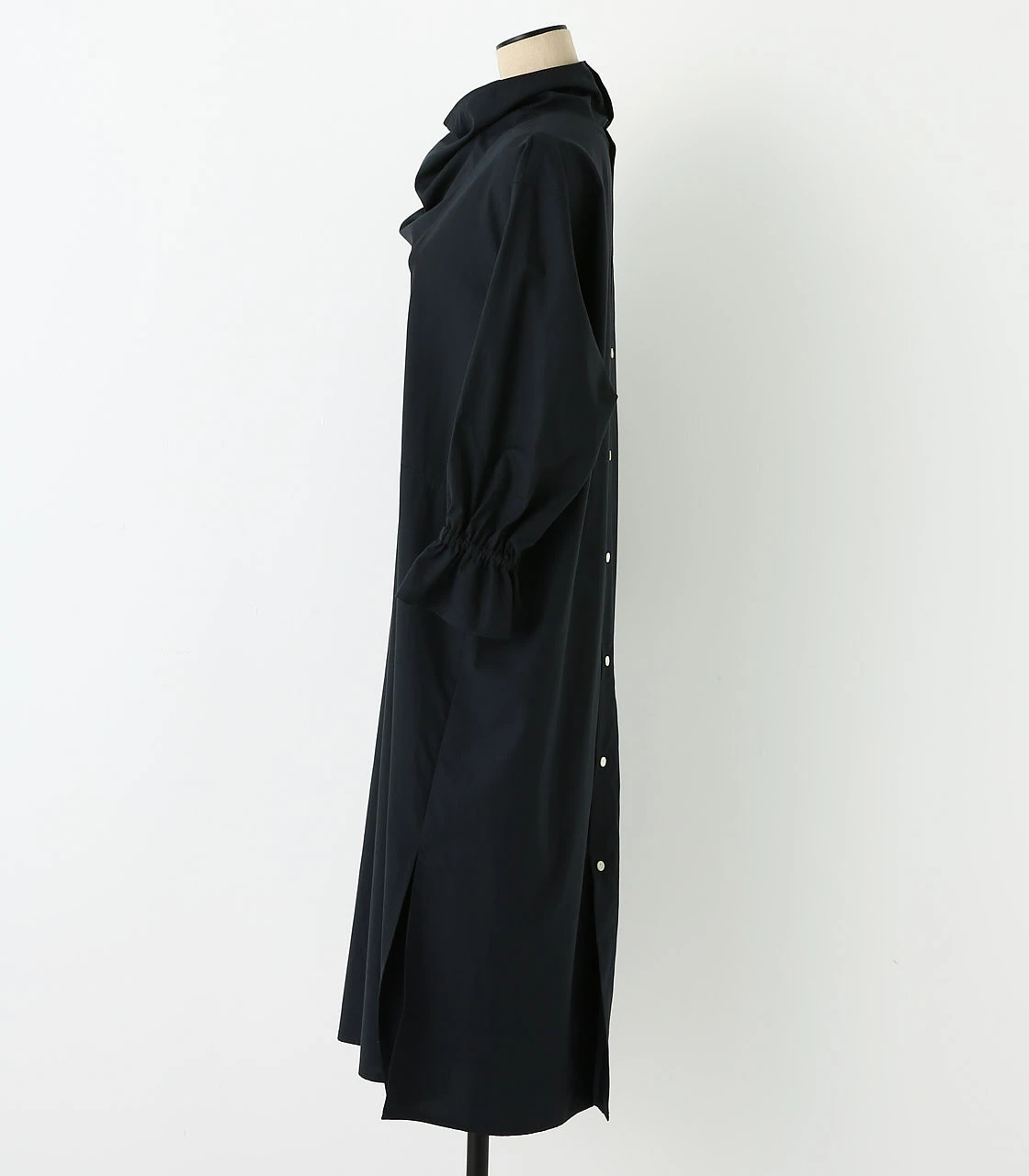 BLACK BY MOUSSY(ブラックバイマウジー) |2way stand collar sh op