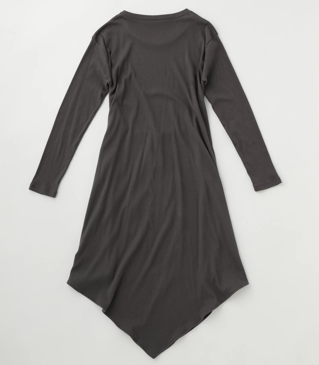 BLACK BY MOUSSY(ブラックバイマウジー) |2way drape tereco one-piece